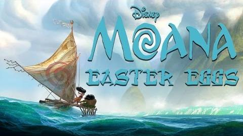 All Moana Easter Eggs -- Eggabase.com