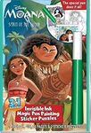 Moana Activity Book