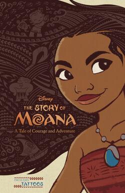 Moana Book 10