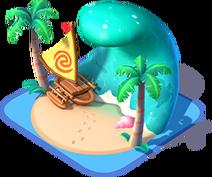 Ba-moanas boat