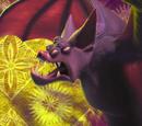 Eight-eyed bats