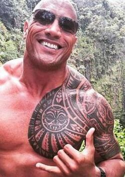 Dwayne johnson profile picture