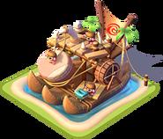 Ba-kakamora boat