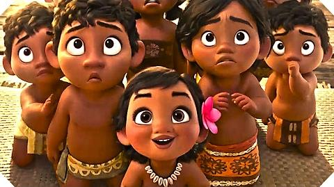 Disney's MOANA Secret Easter Eggs ! (Animation, 2017)