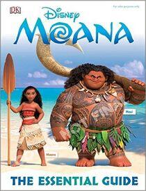 Disney Moana- The Essential Guide
