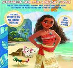 Moana My Adventures at Sea 2-in-1 Jigsaw Set