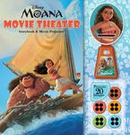 Movie Theater Storybook & Movie Projector