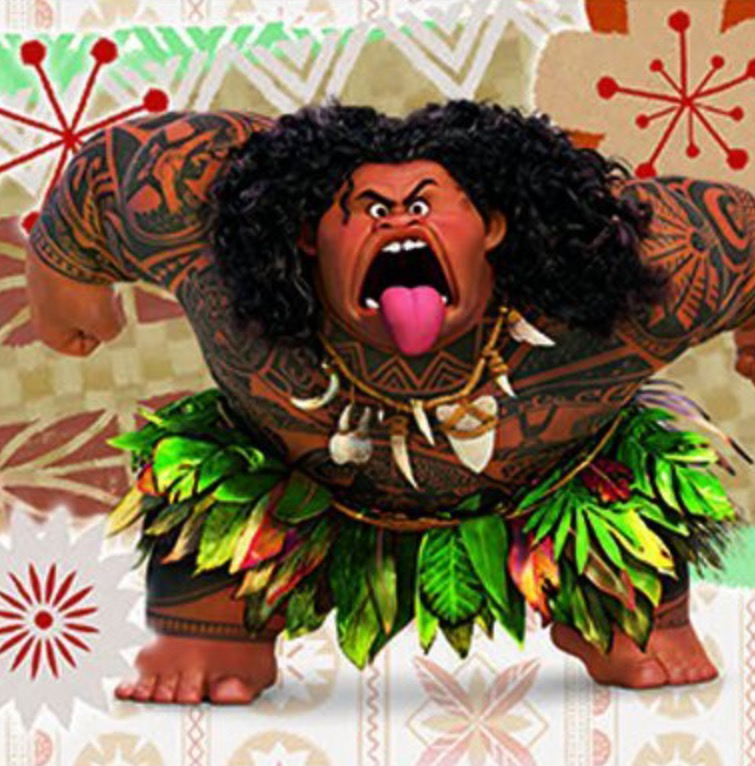 Maui S Island Moana