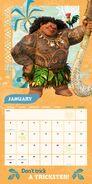 Official 2017 Square Calendar 1