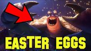 Moana ewster eggs