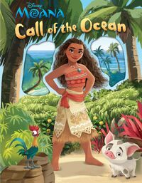 Moana- Call of the Ocean