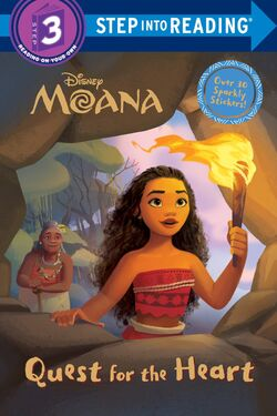 Random House Moana books 2