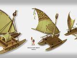 Moana's boat/Gallery