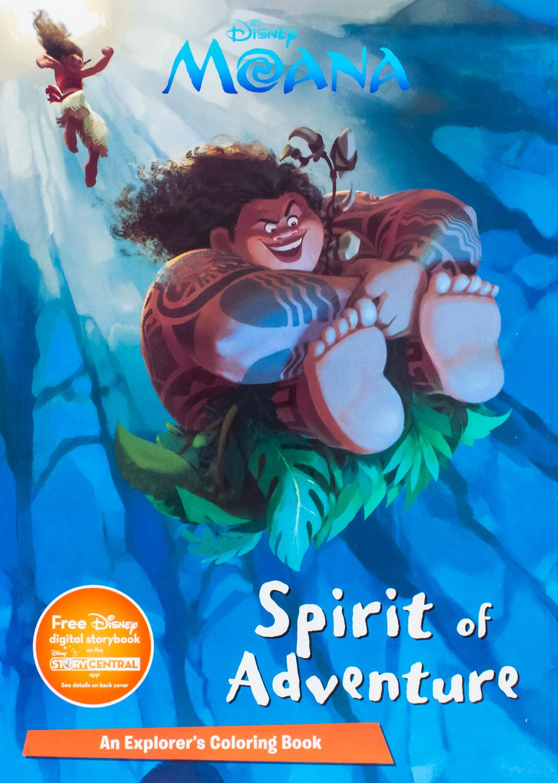 Spirit Of Adventure Moana Wikia Fandom Powered By Wikia