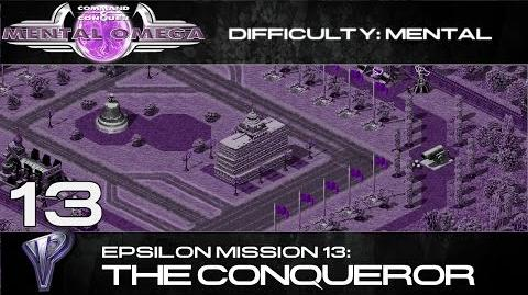 Yuri's Epsilon Mission 13- The Conqueror