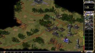 Mental Omega v3.3.4 - Epsilon Co-Op Rush Tactics (Solo Playthrough)