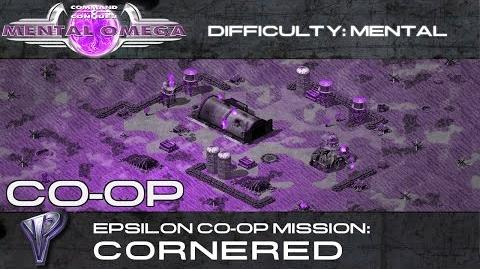 Mental Omega 3.3 Cooperative - Yuri's Epsilon Co-Op 03- Cornered