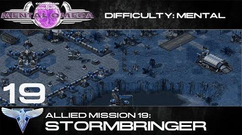 Mental Omega 3.3 Allied Mission 19 Stormbringer