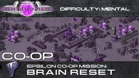Mental Omega 3.3 Cooperative - Yuri's Epsilon Co-Op 05- Brain Reset