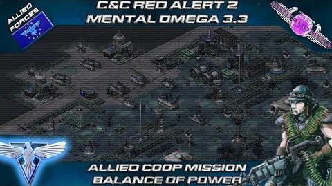 Mental Omega 3.3 Red Alert 2 - Allied Coop Mission Balance Of Power