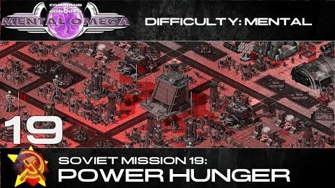 Mental Omega 3.3 Soviet Mission 19 Power Hunger
