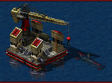 Soviet Naval Shipyard