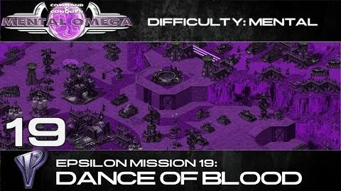 Yuri's Epsilon Mission 19- Dance of Blood