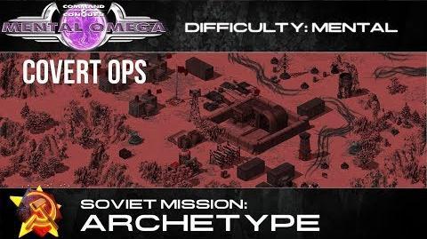 Mental Omega 3.3 Soviet Covert Op Archetype
