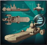 MO3 Render Leviathan