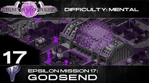 Mental Omega 3.3 Yuri's Epsilon Mission 17 Godsend