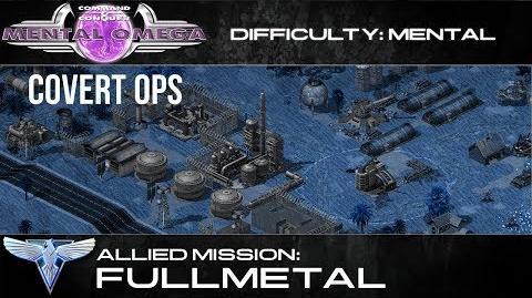 Mental Omega 3.3 Allied Covert Op Fullmetal