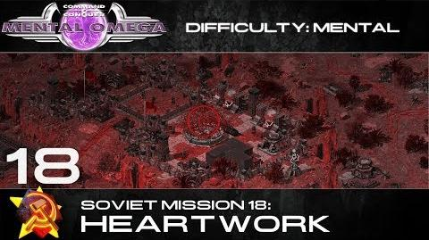 Mental Omega 3.3 Soviet Mission 18 Heartwork