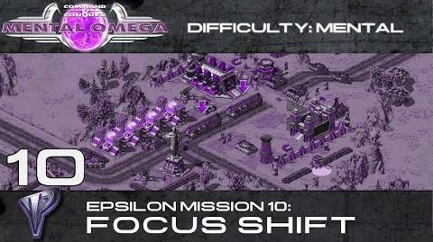Mental Omega 3.3 Yuri's Epsilon Mission 10 Focus Shift