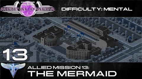 Allied Mission 13- The Mermaid