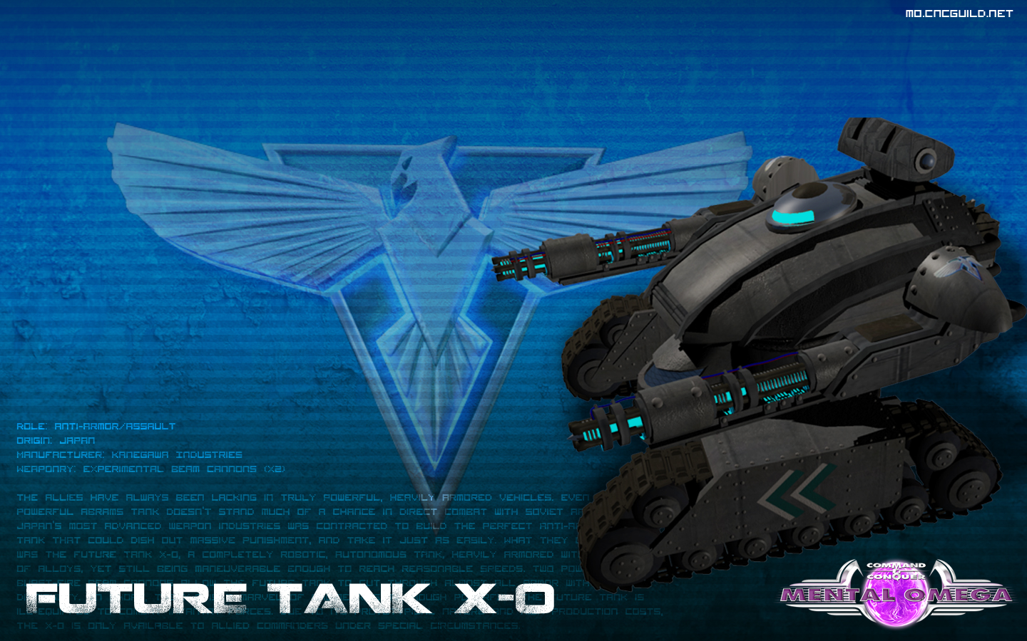 MO3 Future Tank X 0 Wallpaper