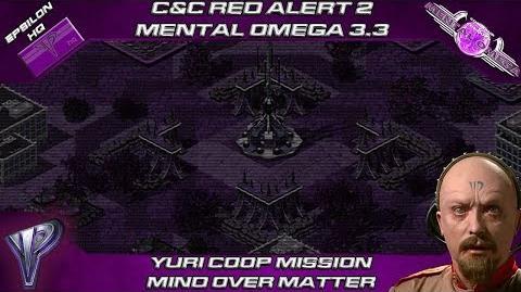 Mental Omega 3.3 Red Alert 2 - Yuri Coop Mission Mind Over Matter