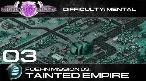Mental Omega 3.3 Foehn Mission 03 Tainted Empire