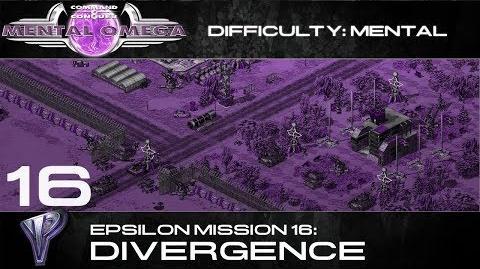 Mental Omega 3.3 Yuri's Epsilon Mission 16 Divergence