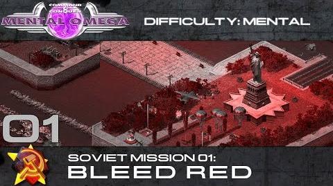 Bleed Red/Walkthrough