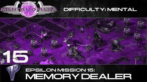 Mental Omega 3.3 Yuri's Epsilon Mission 15 Memory Dealer