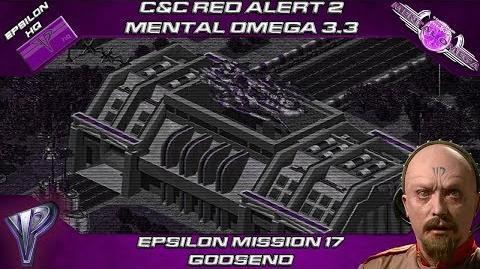 MENTAL OMEGA 3.3 RED ALERT 2 - Yuri Mission 17 GODSEND