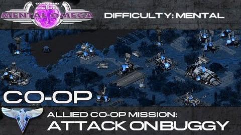 Attack on Buggy/Walkthrough