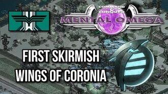 Mental Omega 3.3 Wings of Coronia First Skirmish