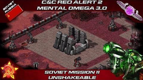 MENTAL OMEGA 3.0 RED ALERT 2 - Soviet Mission 11 UNSHAKEABLE