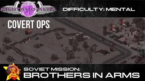 Mental Omega 3.3 Soviet Covert Op Brothers in Arms