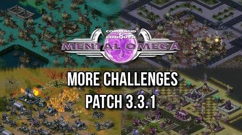 Mental Omega 3.3 MOre Challenges! Patch 3.3
