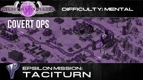 Mental Omega 3.3 Epsilon Covert Op Taciturn
