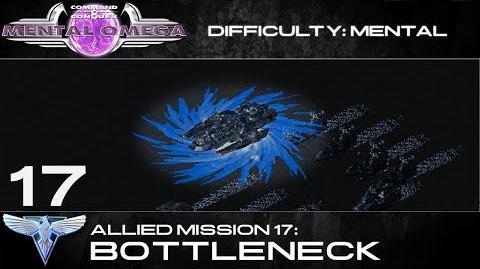 Mental Omega 3.3 Allied Mission 17 Bottleneck