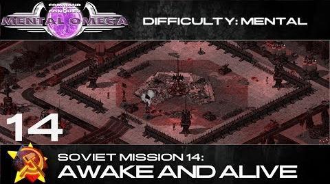 Mental Omega 3.3 Soviet Mission 14 Awake and Alive