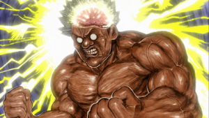 Psycho Steroid Anime